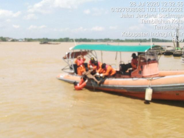 Kronologi Penemuan Mayat Laki-laki di Pelabuhan Kuala Enok ...
