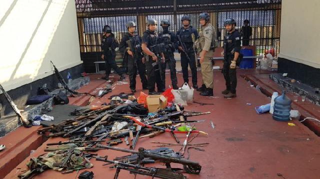 Peristiwa Lengkap, Drama 40 Jam Kerusuhan Hingga Pembebasan Sandera di Rutan Mako Brimob